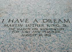 I have a dream. Did you Mr. Obama, Can You Remind Us What It Was?