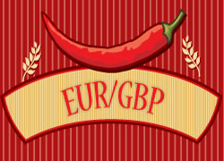 The EUR/GBP Adds Some Spice