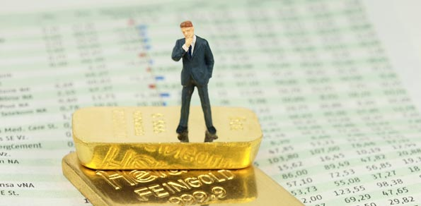 Forex Precious Metals - Why Did Gold Surge Yesterday