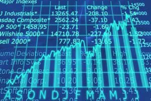 Forex Charts and the Patterns They Reveal