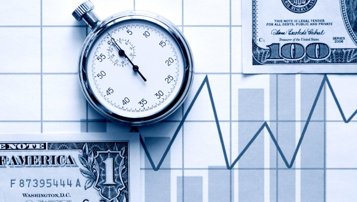 Is timing everything, when you're a trader