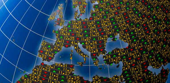 Forex Market Commentaries - Eurozone Crisis Map