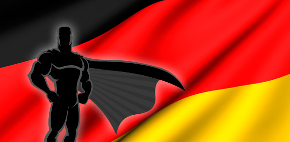 Forex Market Commentaries - German Economy Powers Ahead