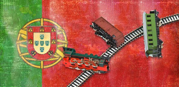 Forex Market Commentaries - Portugal Seems To Be A Train Wreck Waiting To Happen
