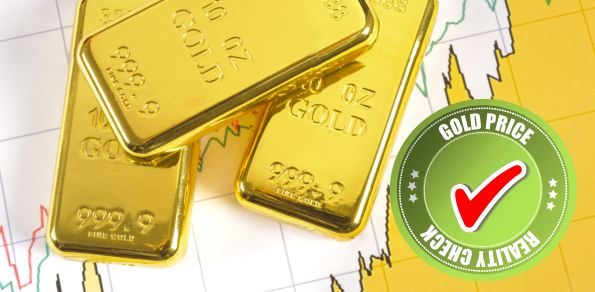 Forex Precious Metals - Gold Price Reality Check