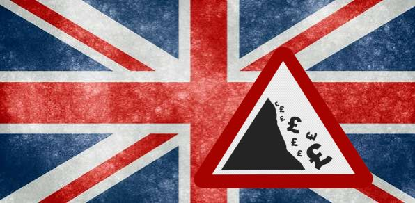 OECD Says UK Back In Recession