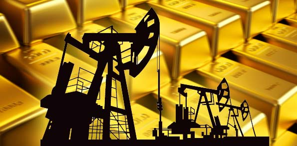 Gold And Crude Oil Review