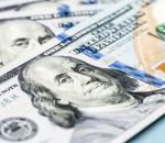 The dollar broke off the brakes in anticipation of the tsunami of US debt