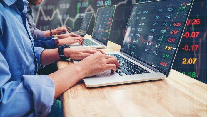 Trading Platforms: Algorithmic Trading as a Means of High-Frequency Trading