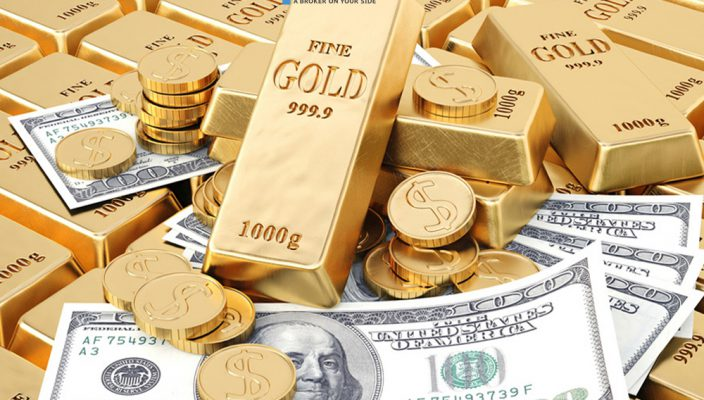 Dollar and Gold uproar as corona virus rages again