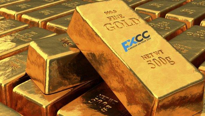 Gold to continue gains in the next week