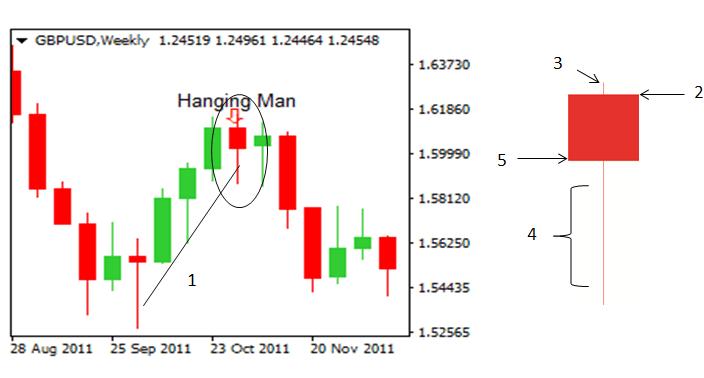 Understanding Hammer and Hanging Man Patterns